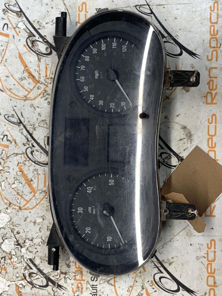 2013 RENAULT TRAFIC 2.0 DIESEL SPEED AND REV CLOCKS - P8200283201 [BP]
